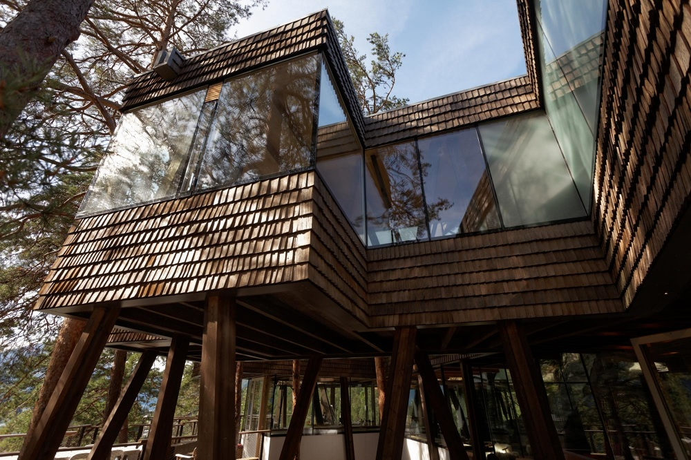 Summer House Western Norway Jensen Amp Skodvin